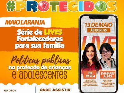 Live com a Ministra   Damares Alves